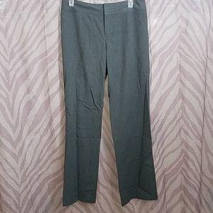 Nine West Separates Grey Dress Pants sz 6